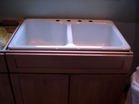 Americast kitchen sink
