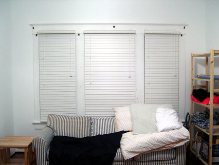 Parlor blinds