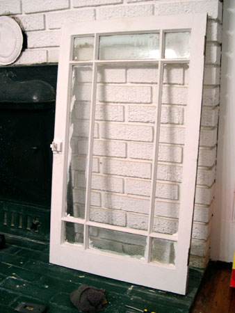 Butler's Pantry Door