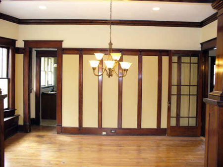 445 Hopkins Street Dining Room