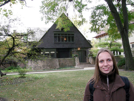 Frank Lloyd Wright Chicago Home