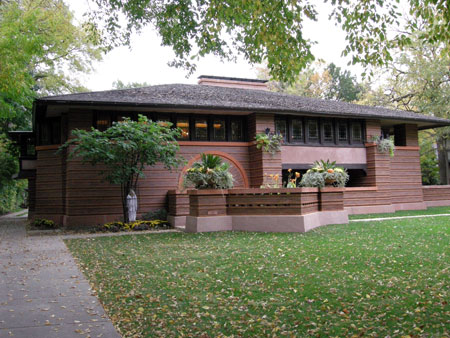 Arthur Heurtley House Chicago
