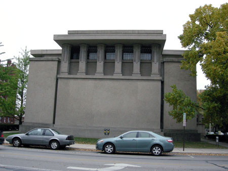 The Unity Temple Chicago