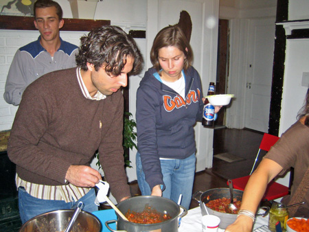 Westview Chili Party