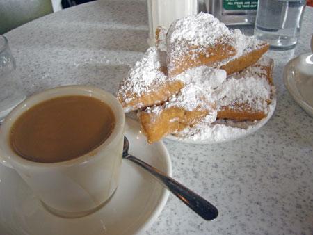 Café du Monde beignets