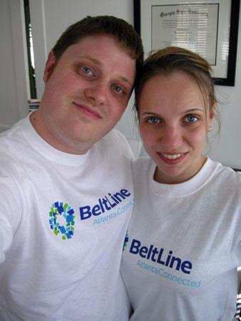 BeltLine canvassing