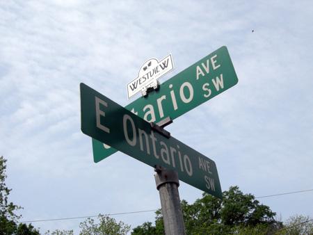 Westview street topper