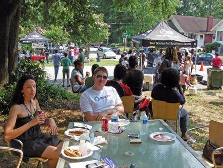 2008 Ontario Park BBQ