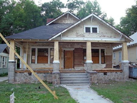 East Ontario Avenue restoration