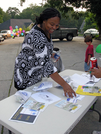 Westview National Night Out 2008