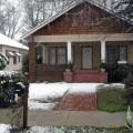 Westview Bungalow snowed in