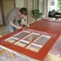 Bungalow door restoration