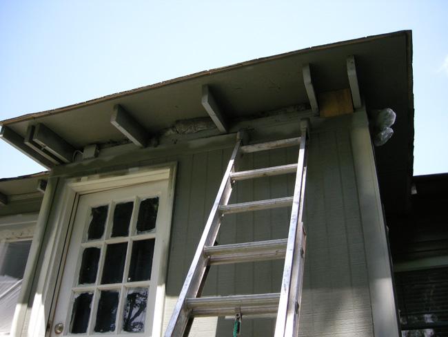 Exterior fixing